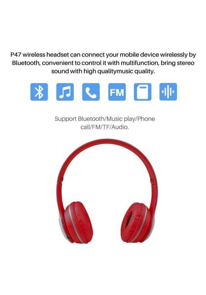 P47 Wireless Radio Headphones