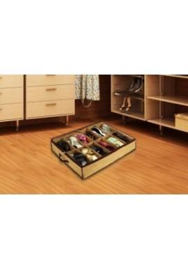 12 Compartment Shoe Storage