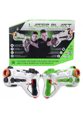 2 Player Laser Tag