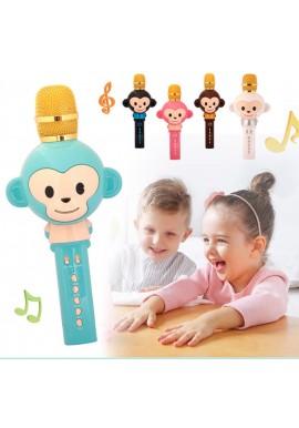Monkey Karaoke Mic